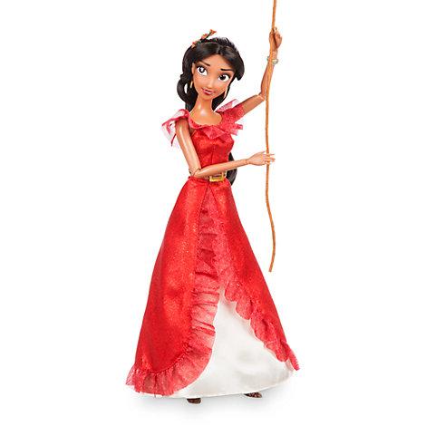 Klassisk Elena fra Avalor dukke