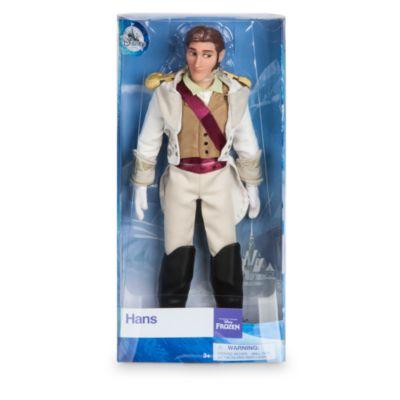 Bambola classica Hans, Frozen - Il Regno di Ghiaccio