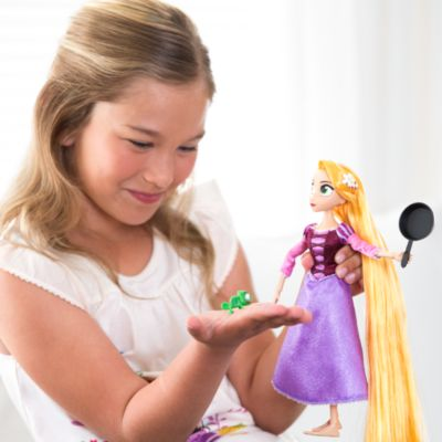 Rapunzel klassisk docka, Trassel: TV-serien