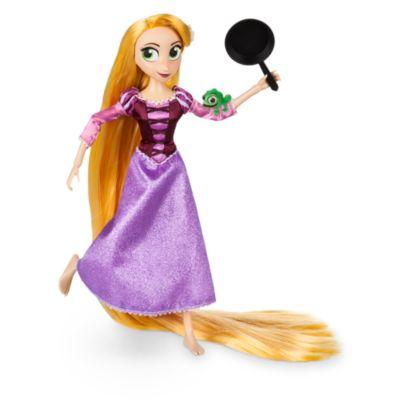 Muñeca de Rapunzel de Enredados: la serie, de la colección Disney Classic Doll