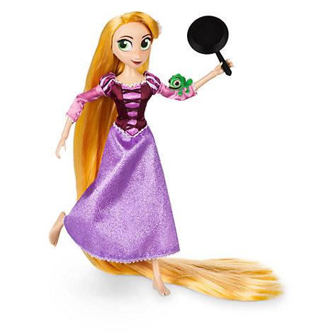 Klassisk Rapunzel dukke, To på flugt: Serien