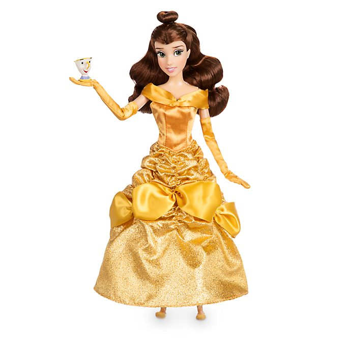 Belle Classic Doll, Beauty and the Beast