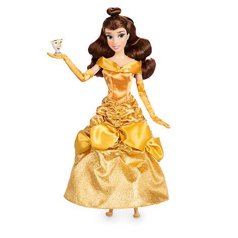 Klassisk Belle dukke, Skønheden og Udyret