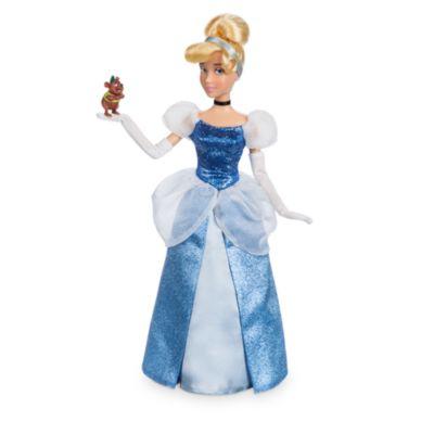 Muñeca clásica de La Cenicienta