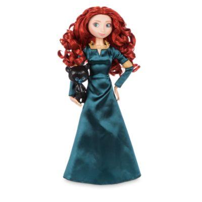 Klassisk Merida dukke, Modig