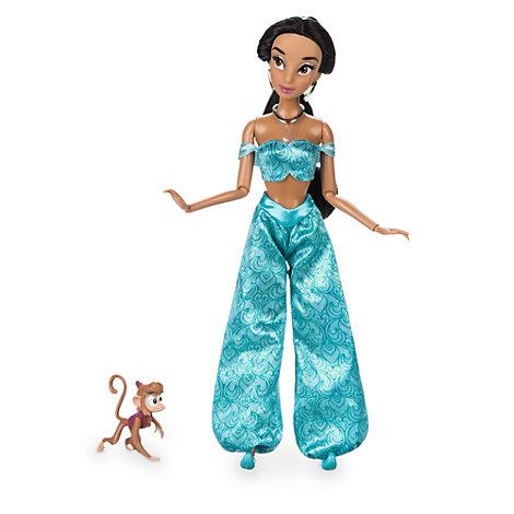 Muñeca clásica de Yasmín, Aladdín