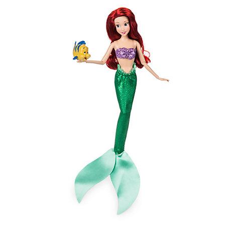 Muñeca clásica de Ariel, La Sirenita