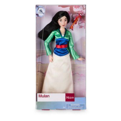 Mulan Classic Doll