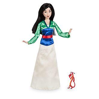 Muñeca clásica de Mulán