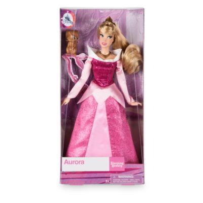 Dornröschen - Aurora - Klassische Puppe