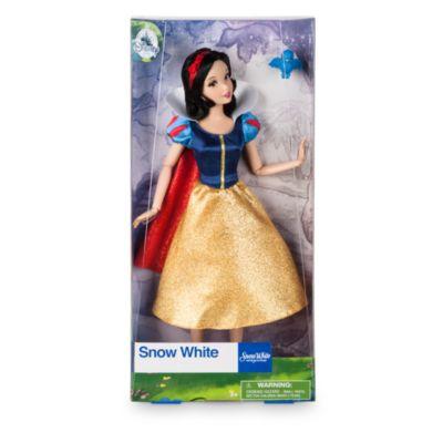 Klassisk Snehvide dukke