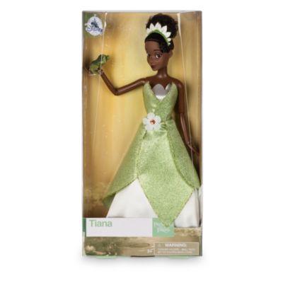 Poupée classique Tiana, La Princesse & la Grenouille