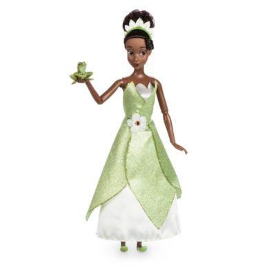 Klassisk Tiana dukke, Prinsessen og frøen