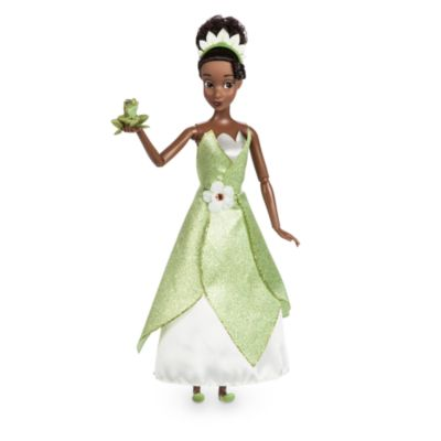 Muñeca clásica de Tiana, de Tiana y el Sapo