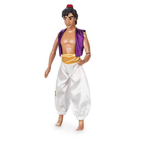 Aladdin klassisk docka