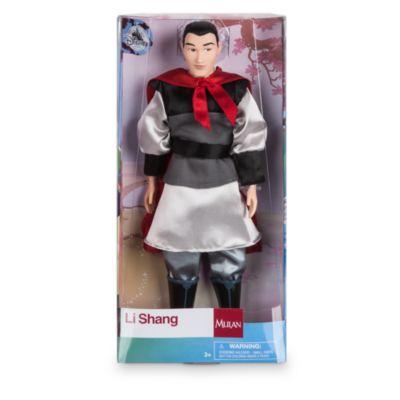 Klassisk Li Shang dukke, Mulan