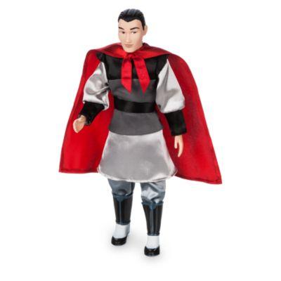 Muñeco clásico de Li Shang, Mulán
