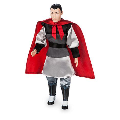 Li Shang klassisk docka, Mulan