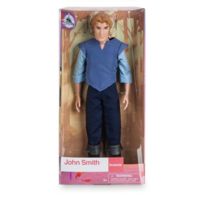 John Smith Classic Doll, Pocahontas