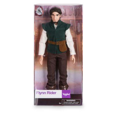 Flynn Rider klassisk docka, Trassel
