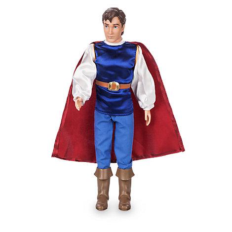 Schneewittchen und die 7Zwerge - Prinz - Klassische Puppe