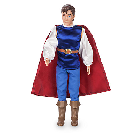 Prince Classic Doll, Snow White and the Seven Dwarfs