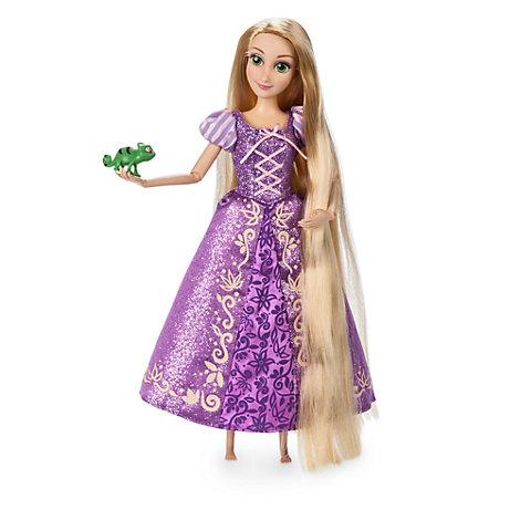 Muñeca clásica de Rapunzel
