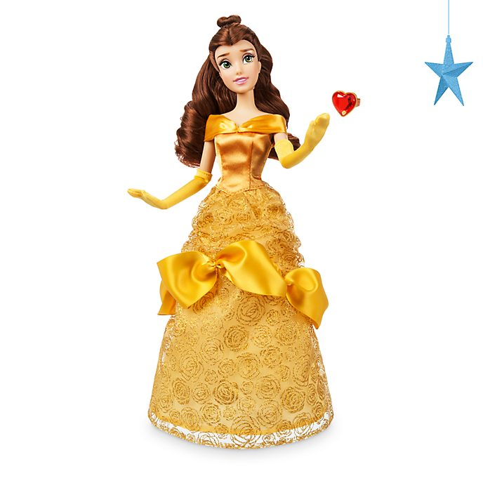 Muñeca clásica princesa Bella, Disney Store