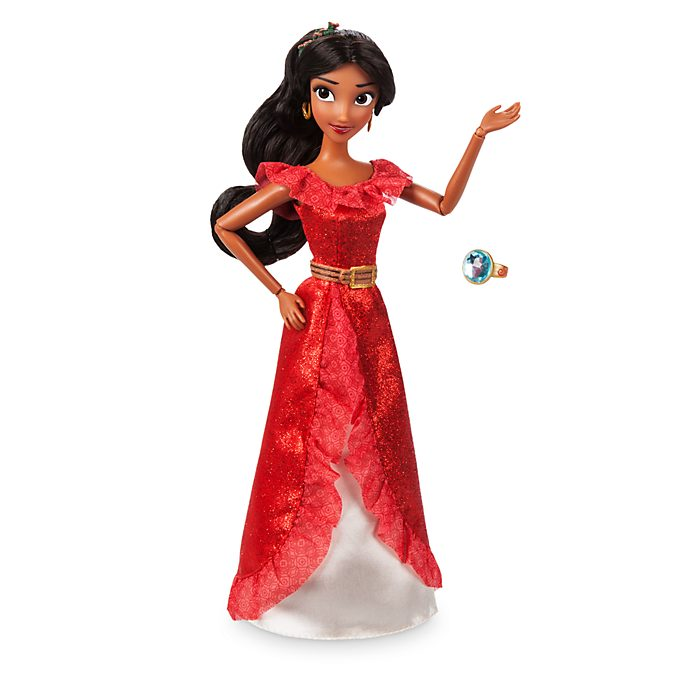 7ecade4fcc99 Bambola classica Elena di Avalor Disney Store