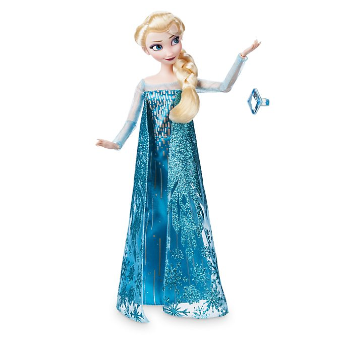 Disney Store - Elsa - Klassische Puppe