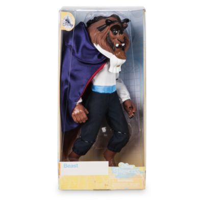 Disney Store Beast Classic Doll, Beauty and the Beast