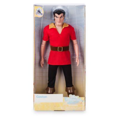 Bambola classica Gaston La Bella e la Bestia Disney Store