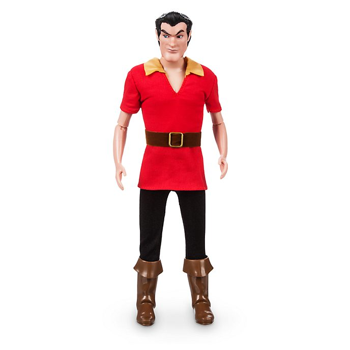 Disney Store Gaston Classic Doll, Beauty and the Beast