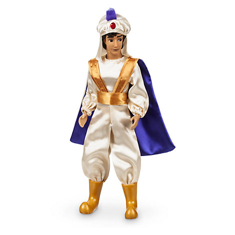 Disney Store Aladdin Classic Doll