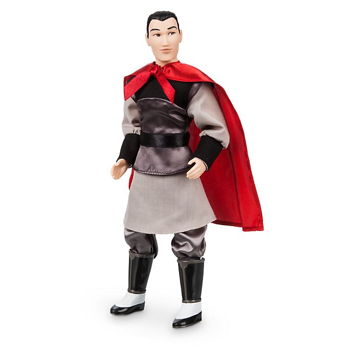 Disney Store Li Shang Classic Doll, Mulan