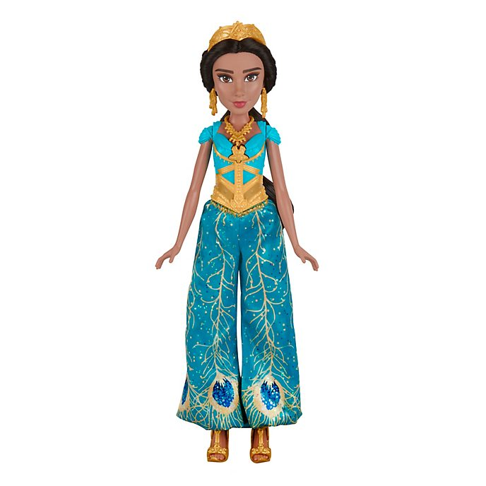 Hasbro Princess Jasmine Singing Doll, Aladdin Live Action
