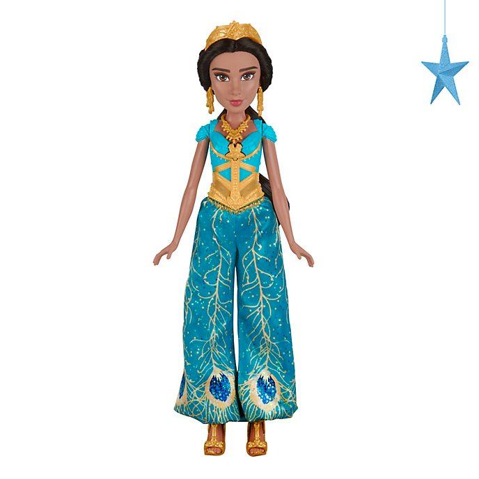 Bambola canora Hasbro Principessa Jasmine Aladdin live-action