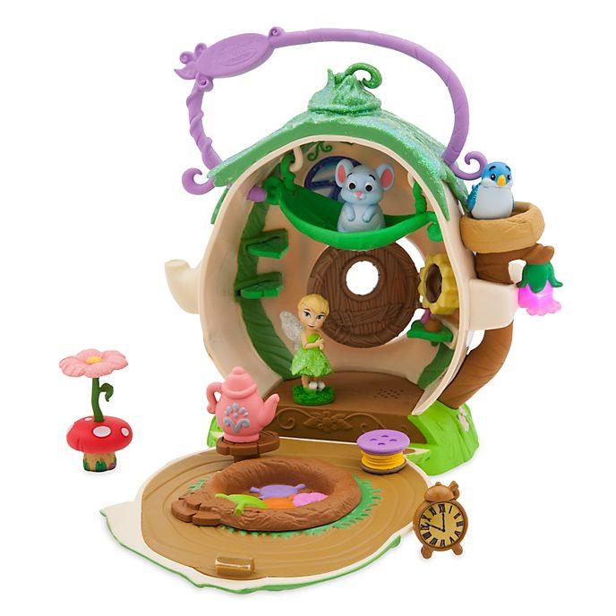 Disney Store Tinker Bell Micro Playset, Disney Animators' Collection Littles