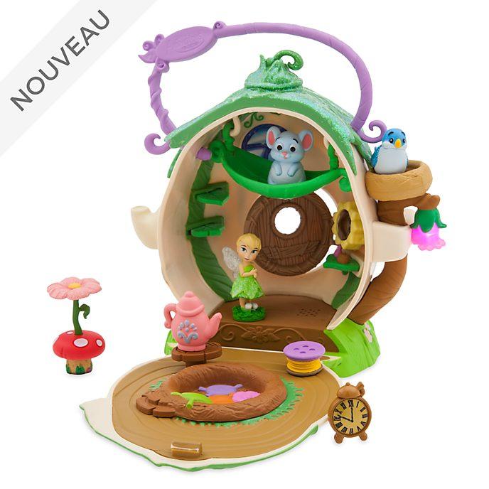 Disney Store Coffret de mini figurines Fée Clochette, collection Disney Animator Littles