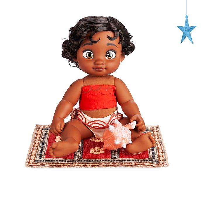 Disney Store Moana Baby Doll, Disney Animators' Collection