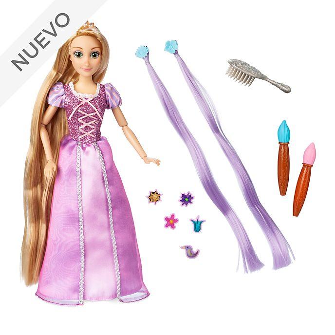 Muñeca para peinados Rapunzel, Disney Store
