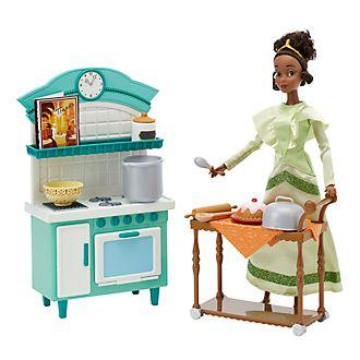 Set da gioco ristorante Principessa Tiana La principessa e il ranocchio Disney Store