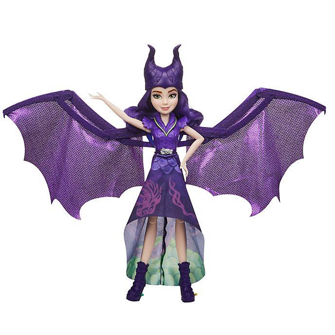 Hasbro Dragon Queen Mal Doll, Disney Descendants 3