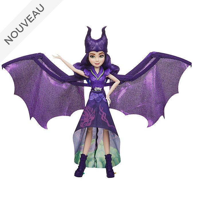 Hasbro Poupée Mal en reine dragon, Disney Descendants 3