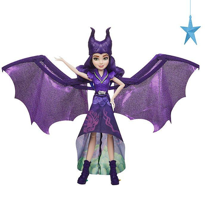 Hasbro - Disney Descendants3 - Drachenkönigin Mal - Puppe