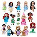 Muñecas colección Disney Animators, Disney Store (14u.)