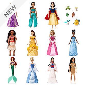 Disney Store Disney Princess Dolls, Set of 11