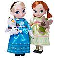 Set regalo deluxe Anna ed Elsa Frozen 2: Il Segreto di Arendelle Disney Store