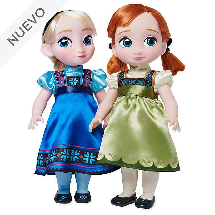 Set regalo exclusivo Anna y Elsa, Frozen 2, Disney Store
