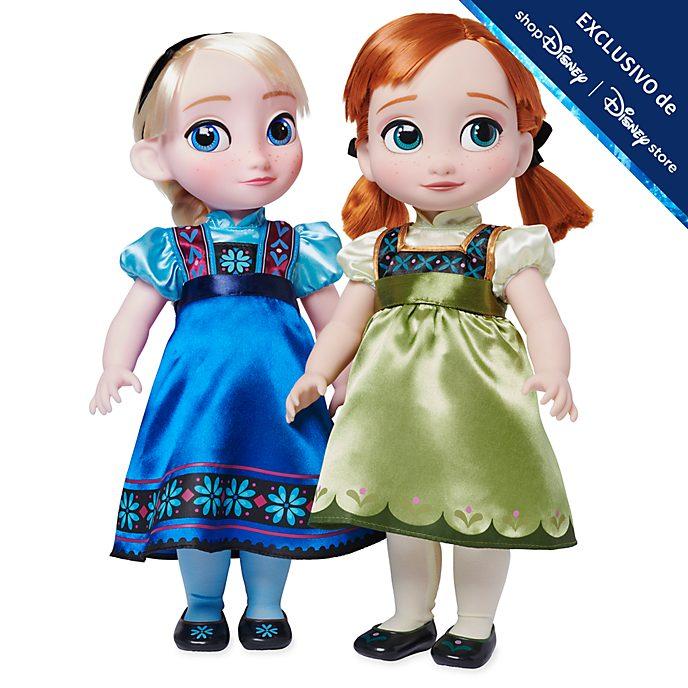Set regalo exclusivo Anna y Elsa, Frozen 2, Disney Store